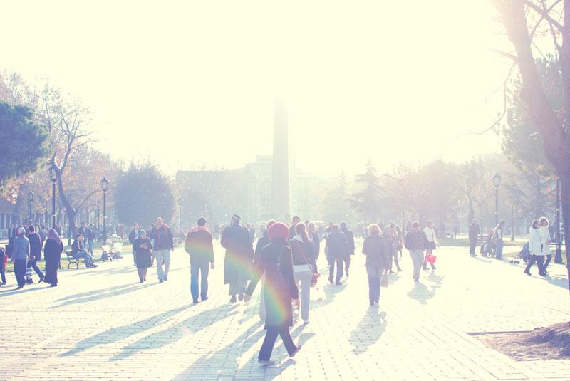 Slecht winterseizoen voor winterjassen